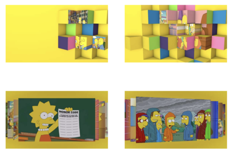 Simpsons Pitch Boards