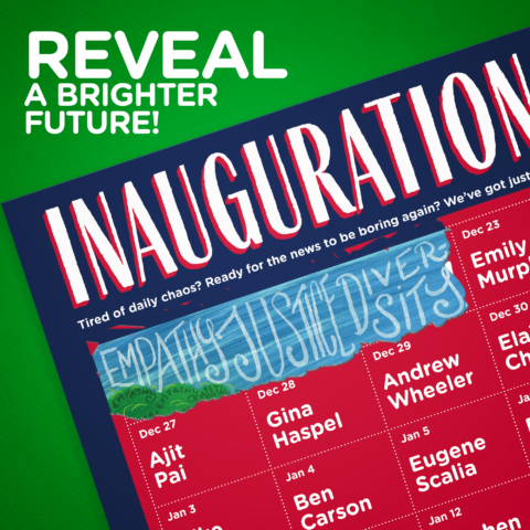Inauguration Calendar